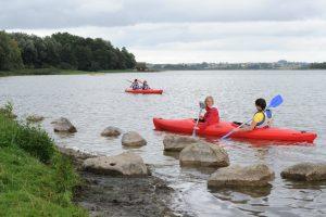 Kanu und Camping am Bützower See