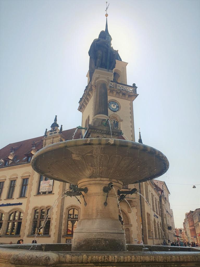 Güstrow Borwinbrunnen