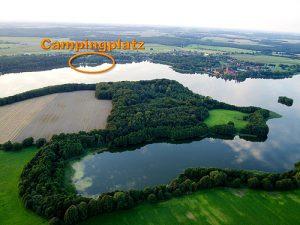Campingplatz am Dobbertiner See