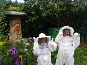 Bienenführung beim Imker Zielke
