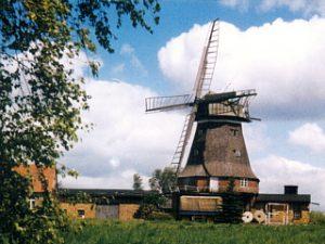 Windmühle Dabel