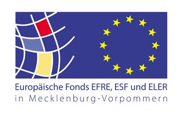 Europäische Fonds EFRE, ESF ELER